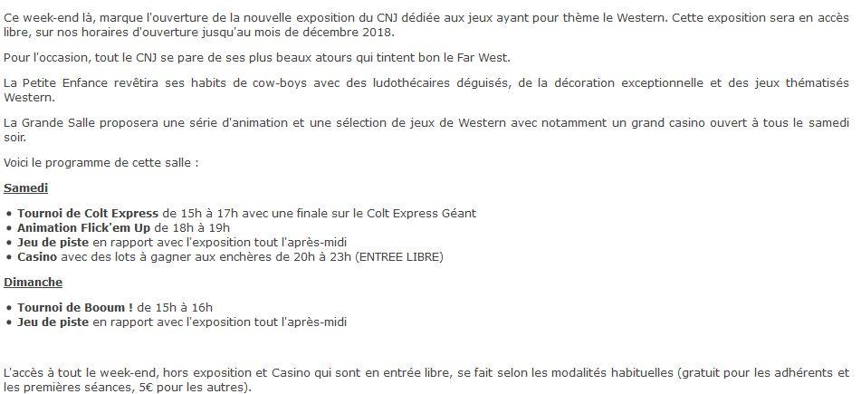Centre Ludique de Boulogne-Billancourt (CLuBB) - Page 2 Clipb720