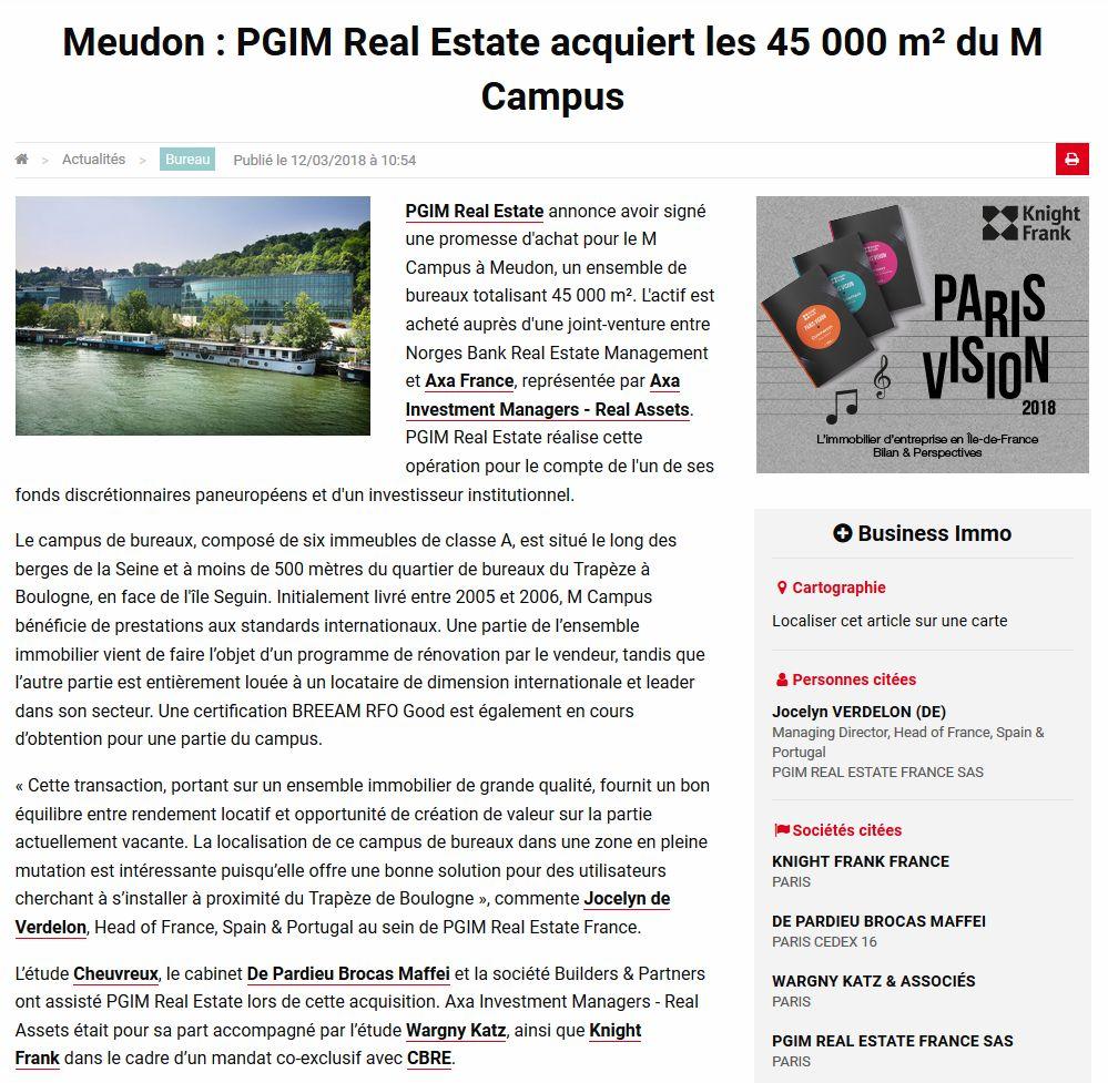 Meudon Campus Clipb787