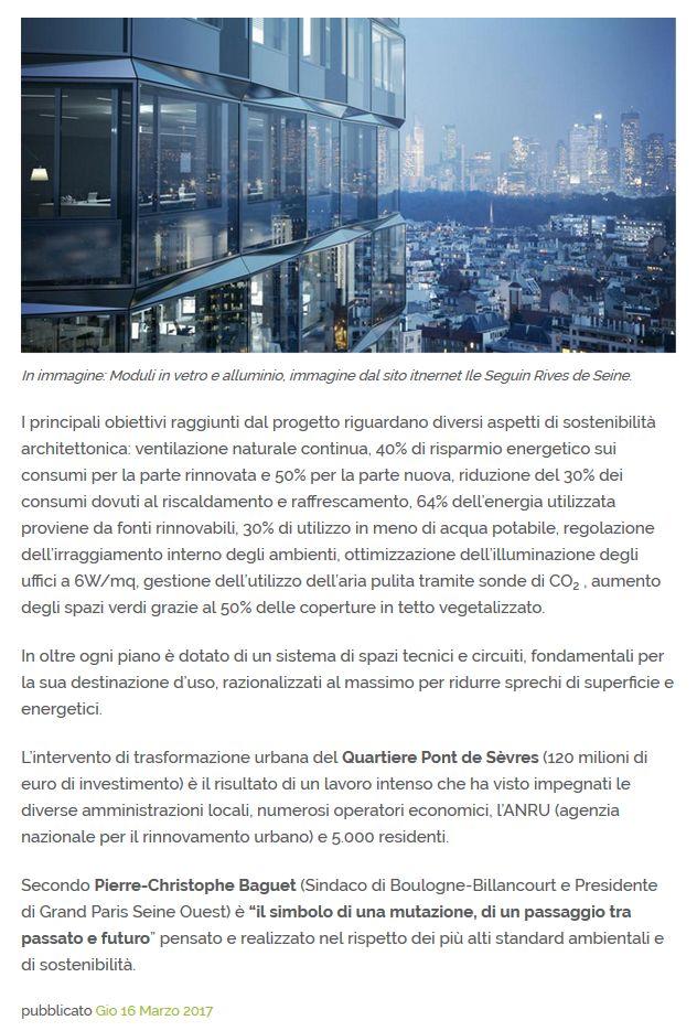 Articles de presse / de sites Internet sur la ZAC Seguin - Rives de Seine Clipb857