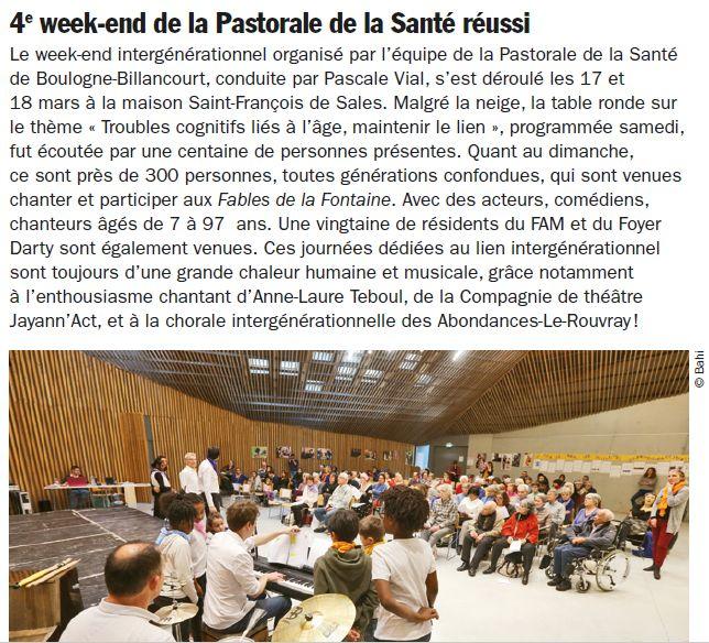 Evènements proposés par la Maison Saint François de Sales Clipb879