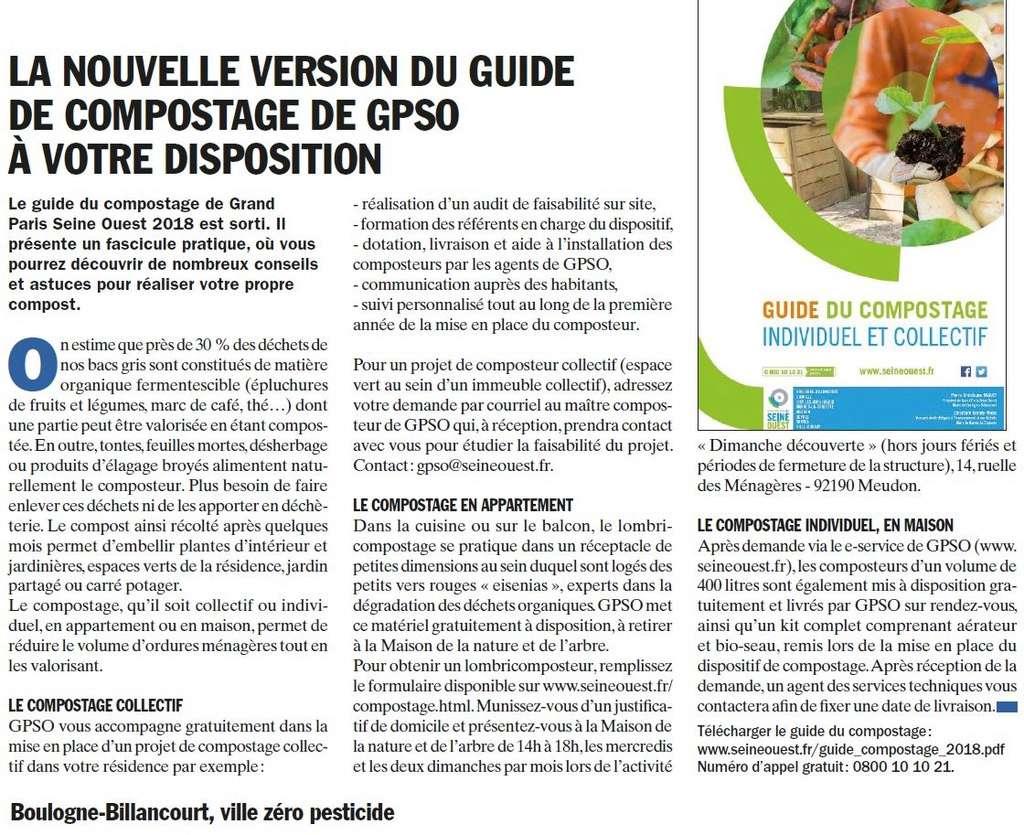 Gestion des déchets verts dans le quartier - Compost - Compostage Clipb893