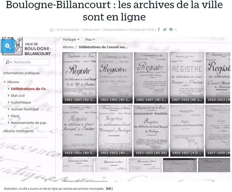 Archives de la ville de Boulogne-Billancourt Clipbo15