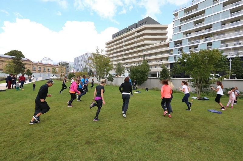 Parcours santé Parc de Billancourt Clipbo17