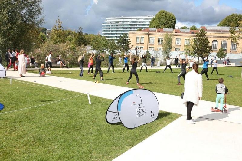 Parcours santé Parc de Billancourt Clipbo18