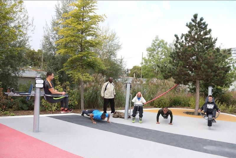 Parcours santé Parc de Billancourt Clipbo19