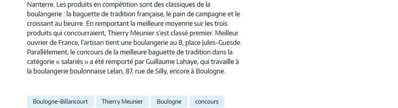 Boulangerie Thierry Meunier Clipbo98