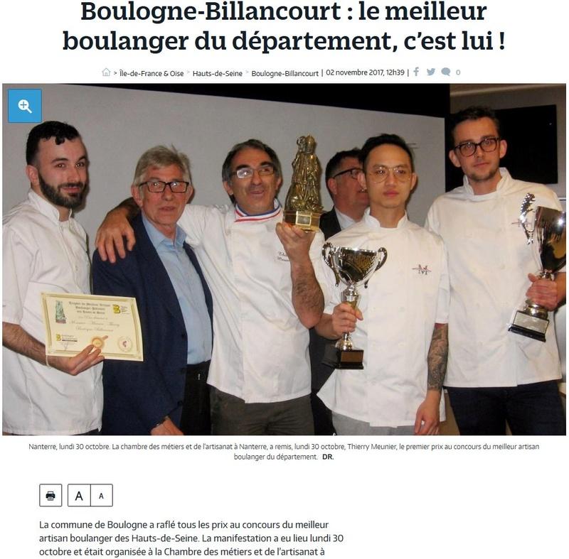 Boulangerie Thierry Meunier Clipbo99