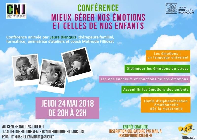 Centre Ludique de Boulogne-Billancourt (CLuBB) Confre10
