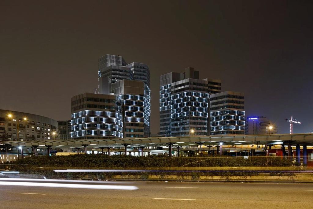 Immeuble Citylights (tours) Dpa-ci10