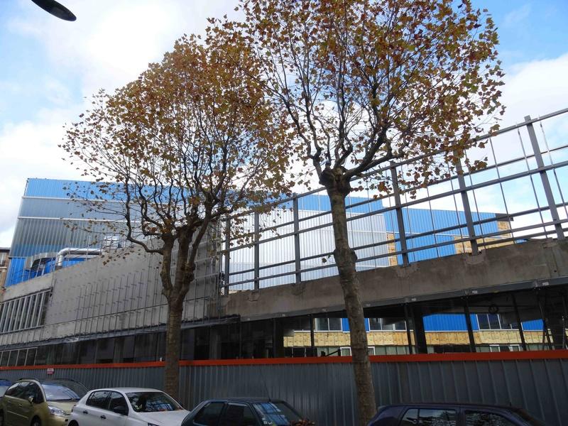 Groupe scolaire du numérique - macrolot M : informations et photos Dsc04834