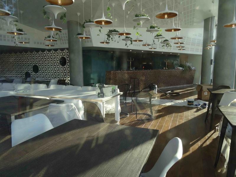 Restaurant napolitain Fratelli Pastore Dsc05116