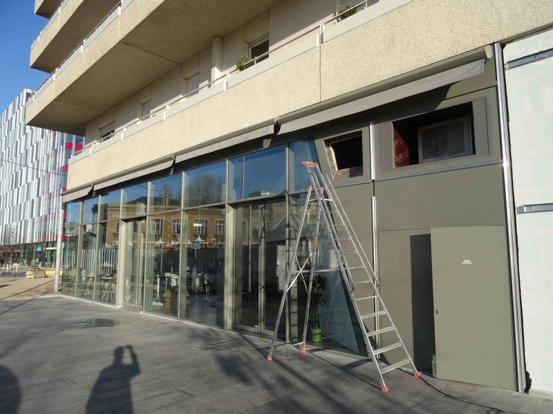 Restaurant napolitain Fratelli Pastore Dsc05119