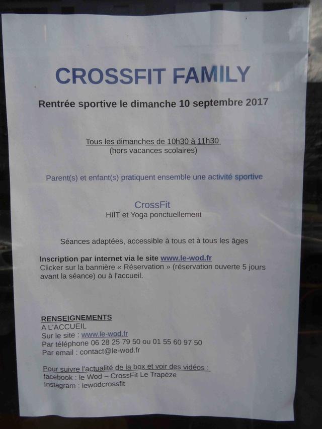 Salle de sport Le Wod - CrossFit Le Trapèze Dsc05233