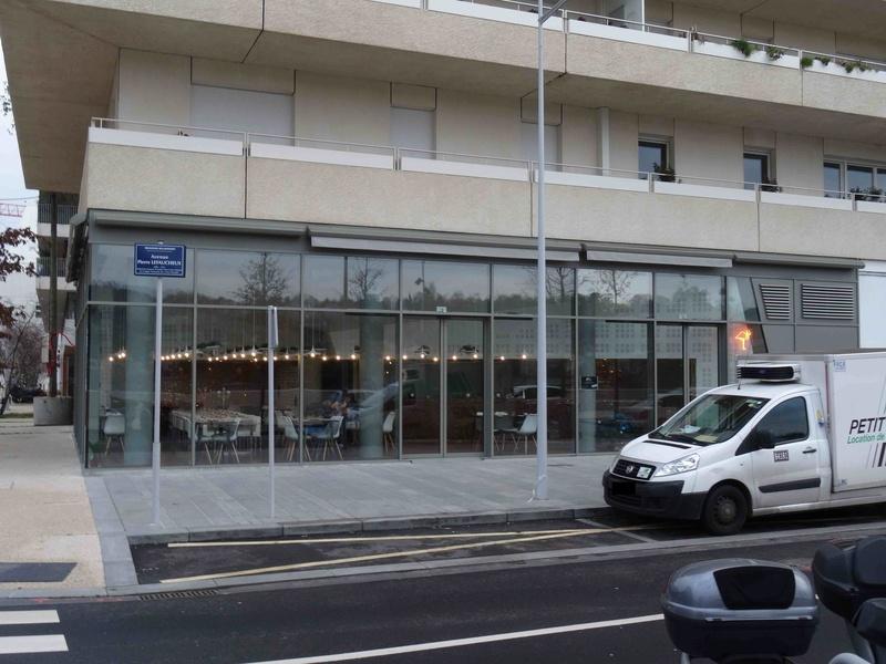 Restaurant napolitain Fratelli Pastore Dsc05330
