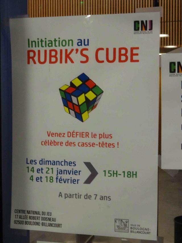 Centre Ludique de Boulogne-Billancourt (CLuBB) - Page 2 Dsc05610