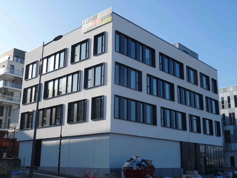 Immeuble GreenOffice en Seine (Meudon sur Seine) Dsc05626
