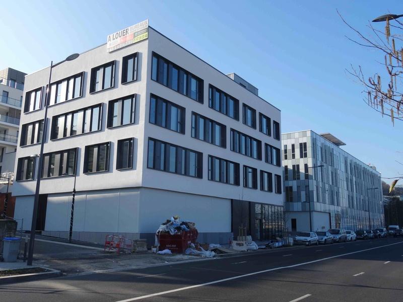 Immeuble GreenOffice en Seine (Meudon sur Seine) Dsc05627