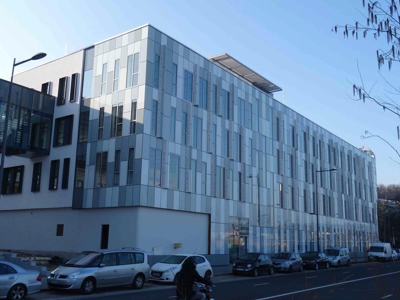 Immeuble GreenOffice en Seine (Meudon sur Seine) Dsc05631