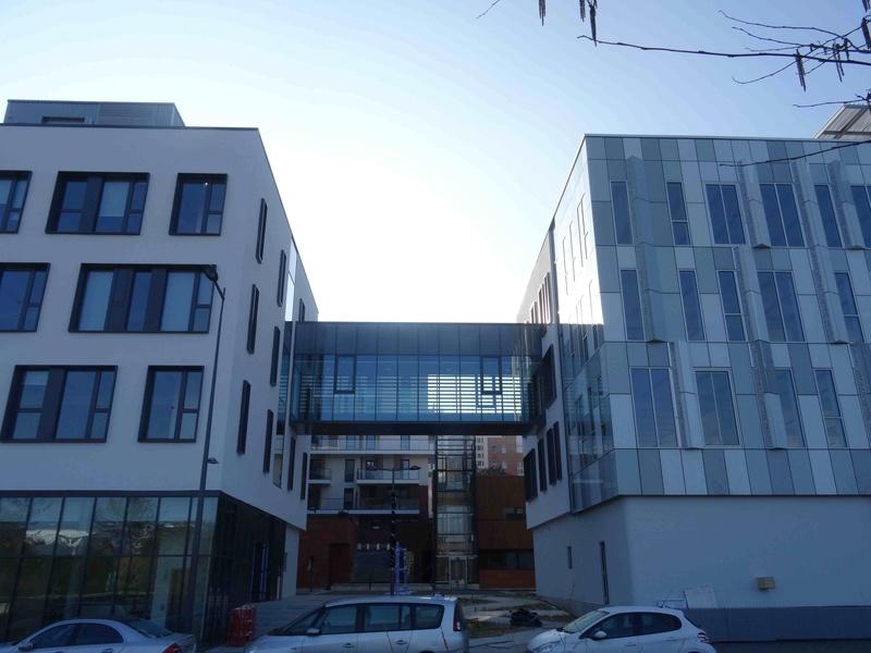 Immeuble GreenOffice en Seine (Meudon sur Seine) Dsc05632