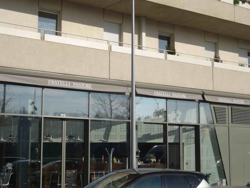 Restaurant napolitain Fratelli Pastore Dsc05710