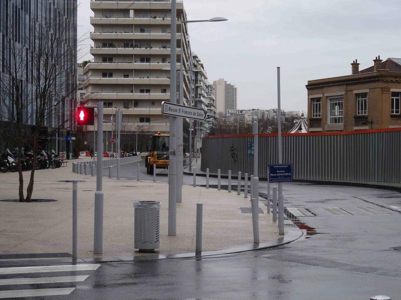 Avenue Pierre Lefaucheux Dsc05732