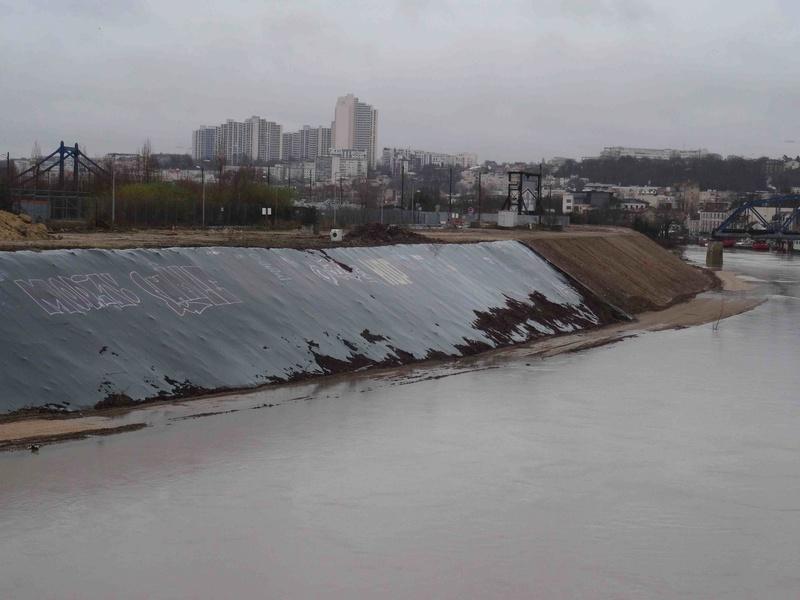 Crues de la Seine Dsc05738