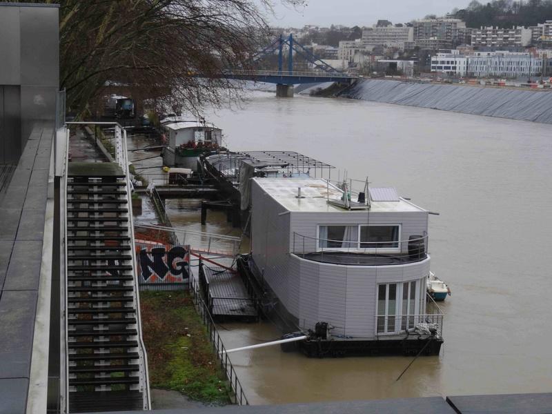 Crues de la Seine Dsc05745