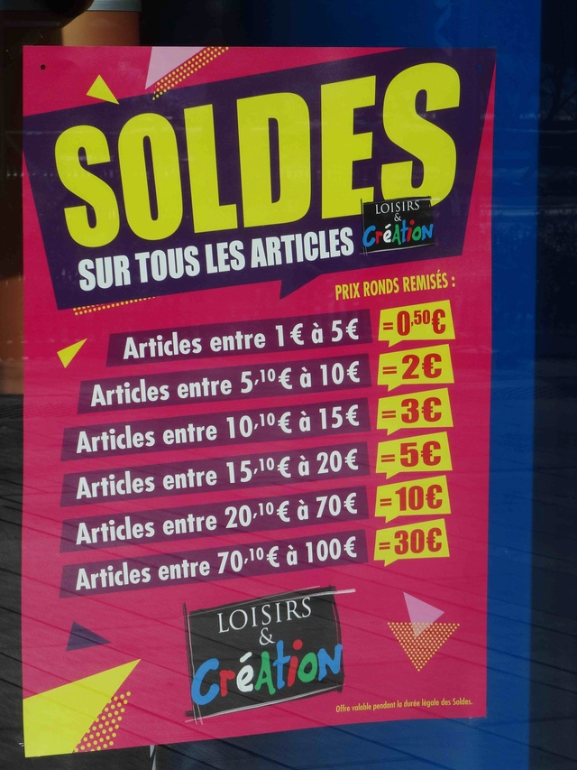 Loisirs La Grande Récré Dsc05917