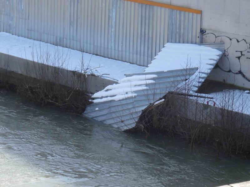 Crues de la Seine Dsc05947
