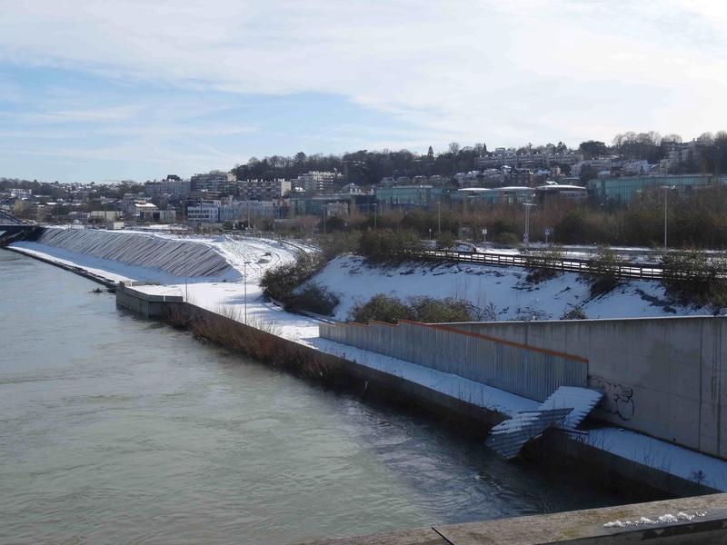 Crues de la Seine Dsc05948