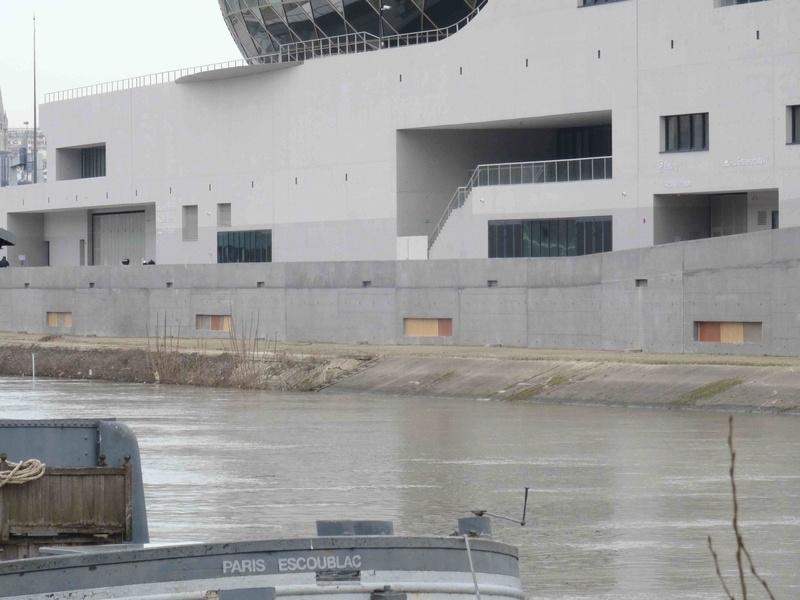 Crues de la Seine Dsc06028