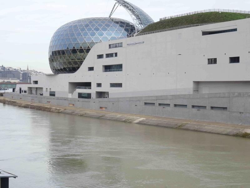 Crues de la Seine Dsc06030