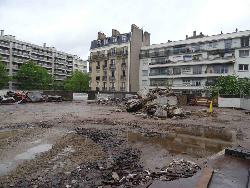 Rénovation du quartier du Pont-de-Sèvres (ANRU) Dsc07238