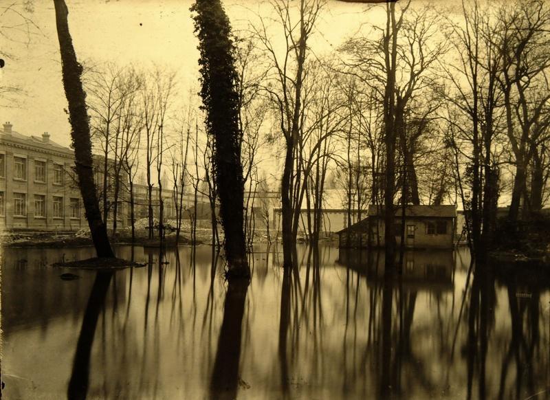 Crues de la Seine Dsc_0711