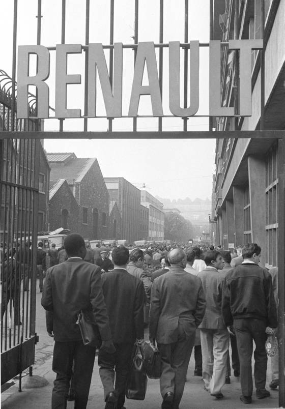 Histoire Renault Boulogne-Billancourt Fe475010