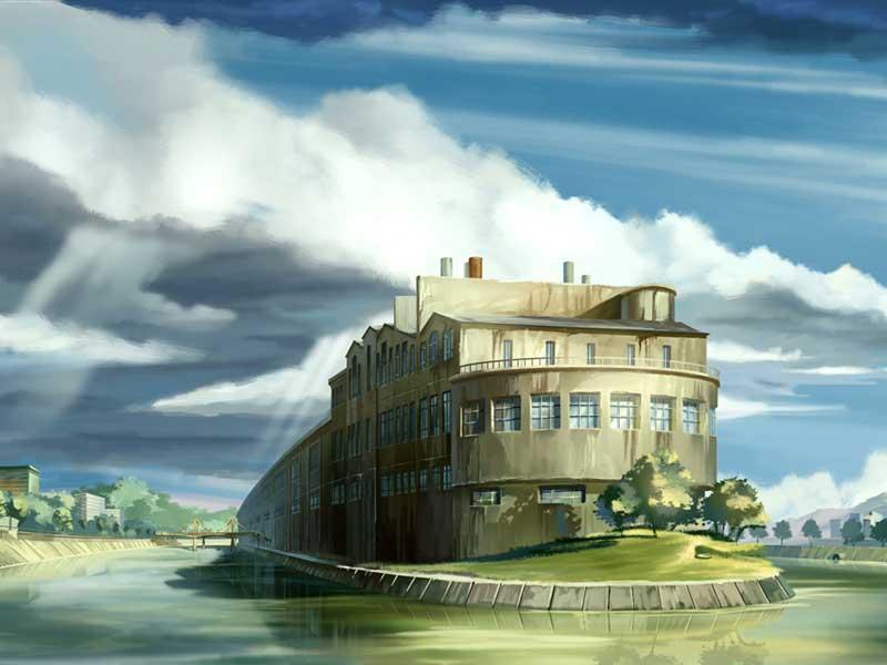 Dessins animés et BD s'inspirant de l'île Seguin Ile-se10