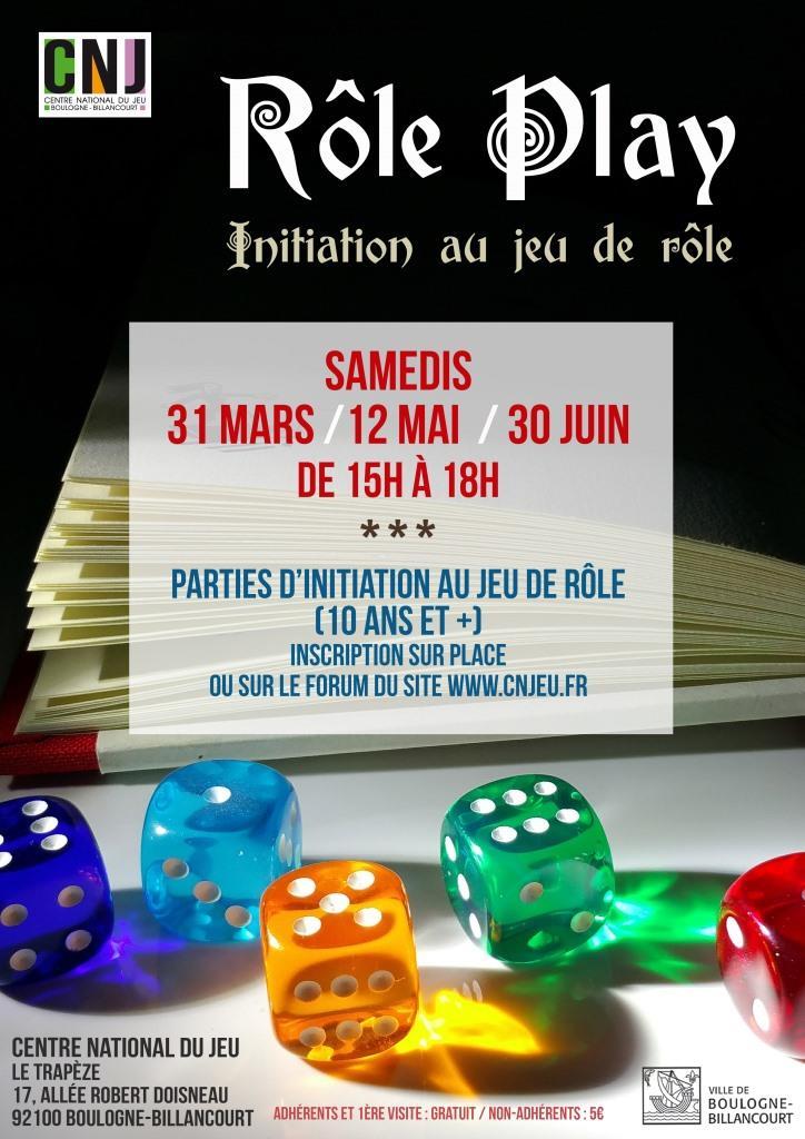 Centre Ludique de Boulogne-Billancourt (CLuBB) Rle20p10