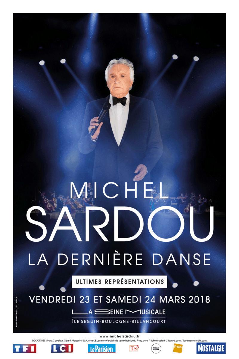 Concerts et spectacles à la Seine Musicale de l'île Seguin - Page 4 Sardou10
