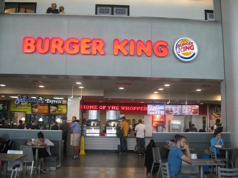 Vacances Magique WDW octobre 2017 Burger11