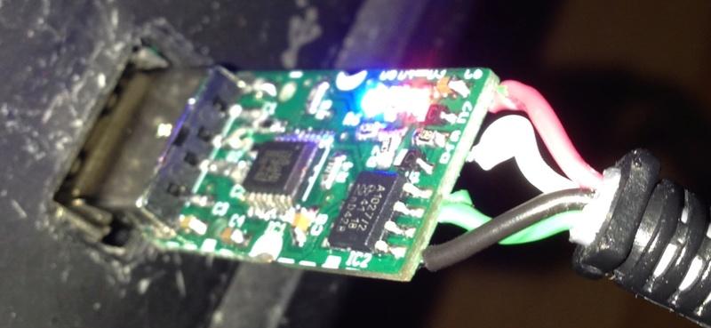 Câbles interface HRC - YEC Hrc110