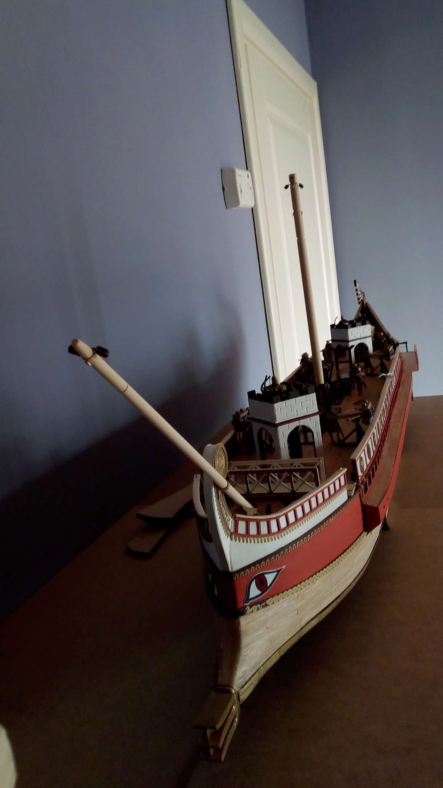 nave - Costruiamo la Nave Romana Quinquereme ? - Pagina 6 Img_2032