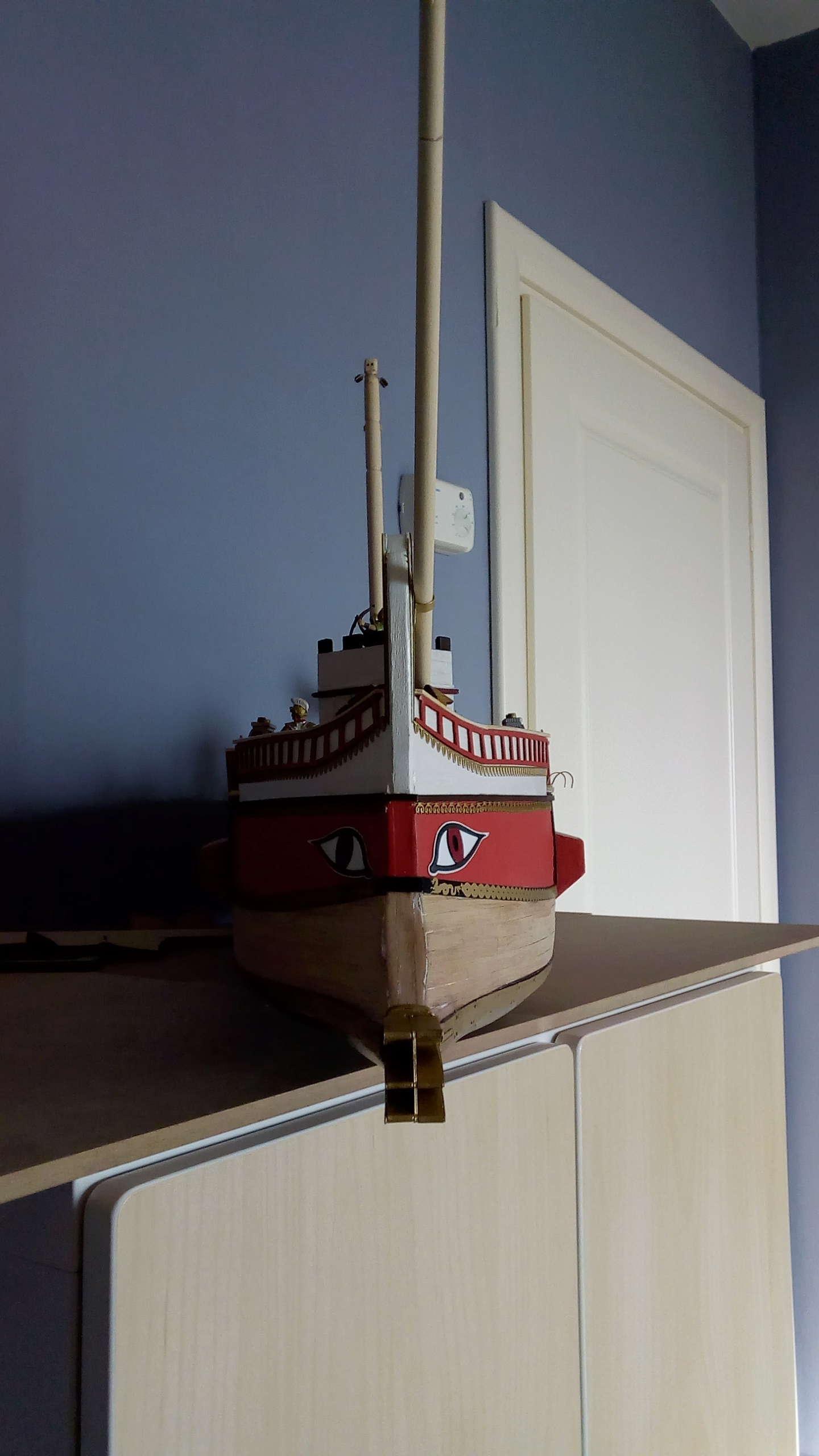 nave - Costruiamo la Nave Romana Quinquereme ? - Pagina 6 Img_2034