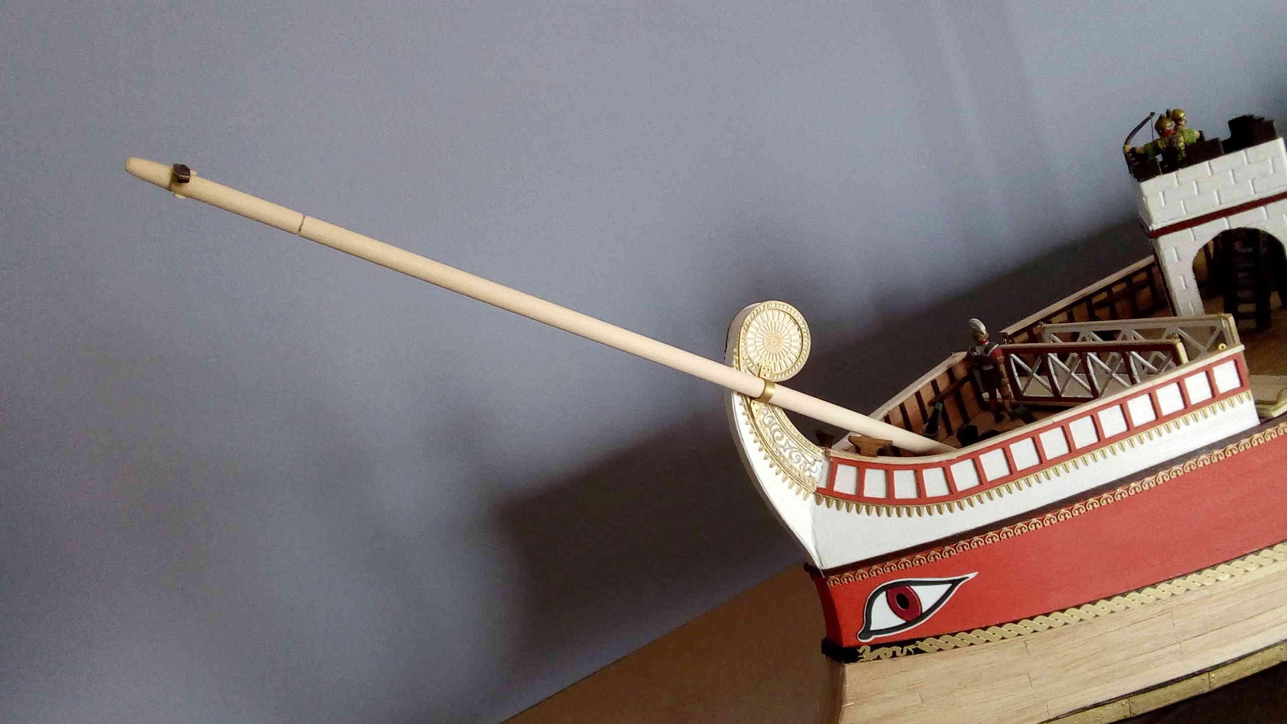 nave - Costruiamo la Nave Romana Quinquereme ? - Pagina 6 Img_2035