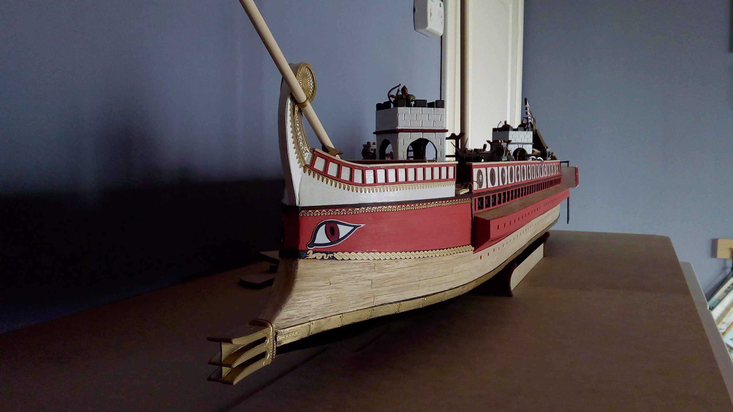 nave - Costruiamo la Nave Romana Quinquereme ? - Pagina 6 Img_2036