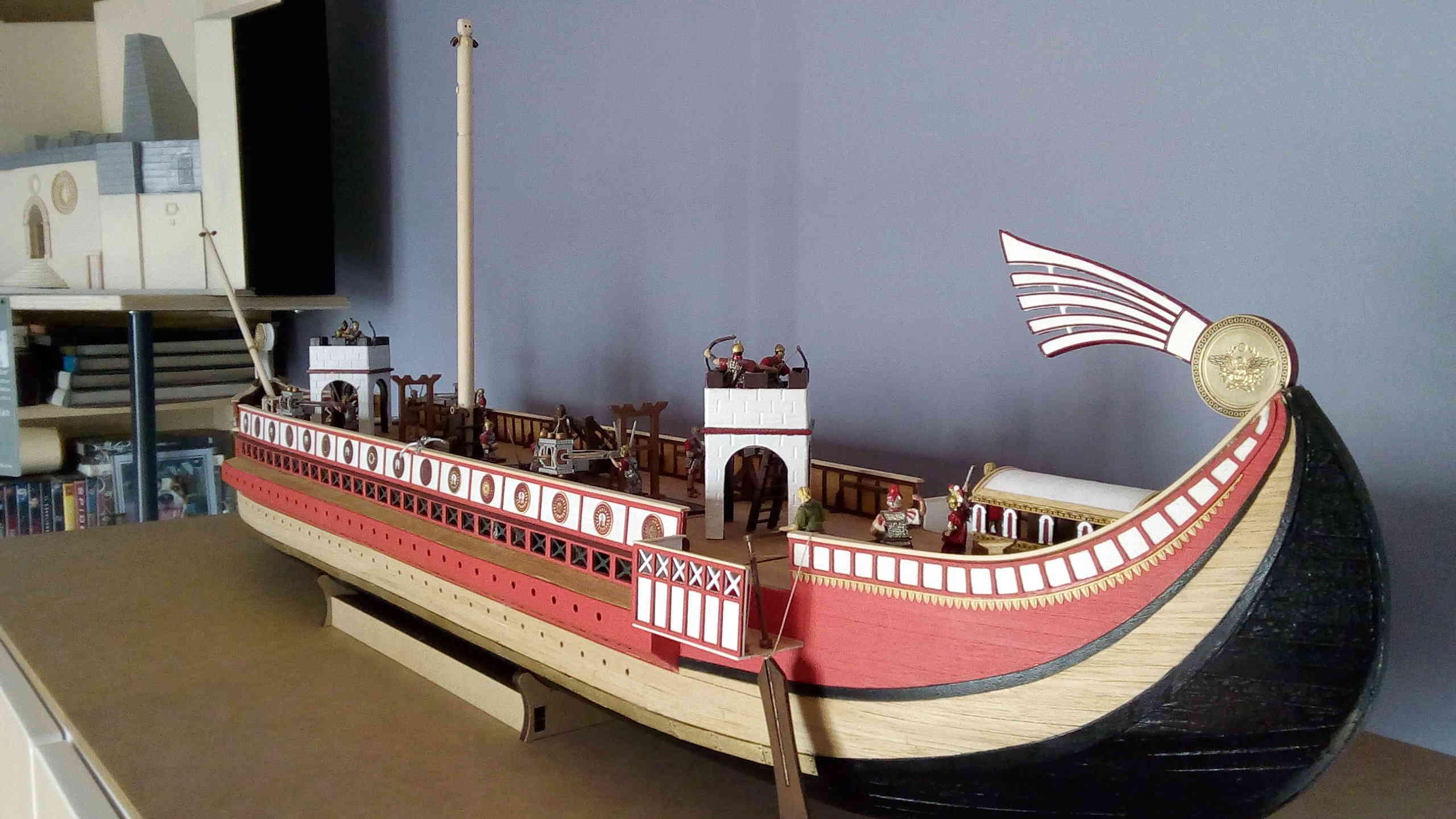 nave - Costruiamo la Nave Romana Quinquereme ? - Pagina 6 Img_2039