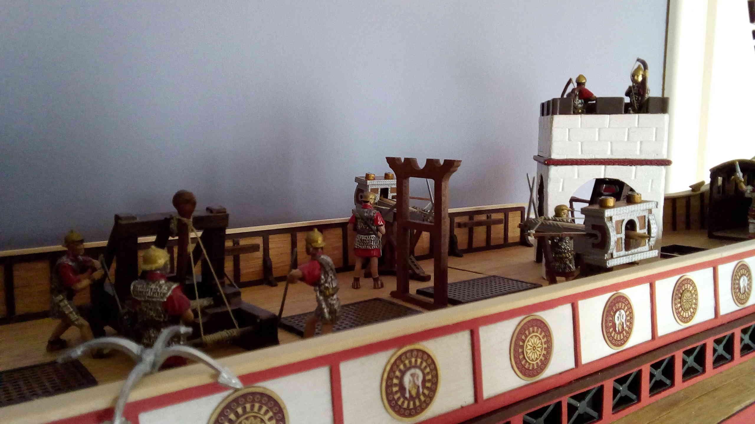 nave - Costruiamo la Nave Romana Quinquereme ? - Pagina 6 Img_2041