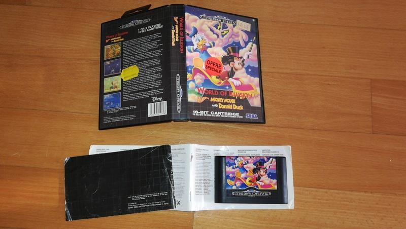 [VDS] Collection Sega! ! 15159310
