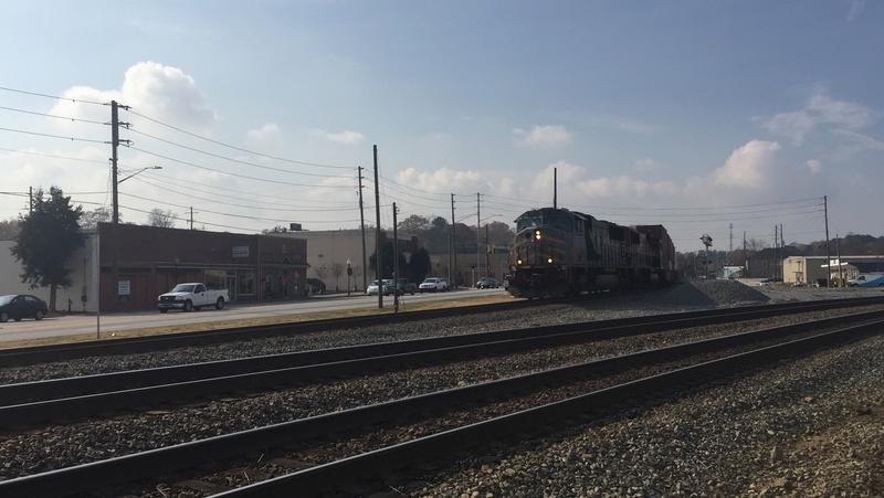 Railfanning meets 40330e10