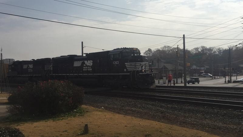 Railfanning meets 58babe10