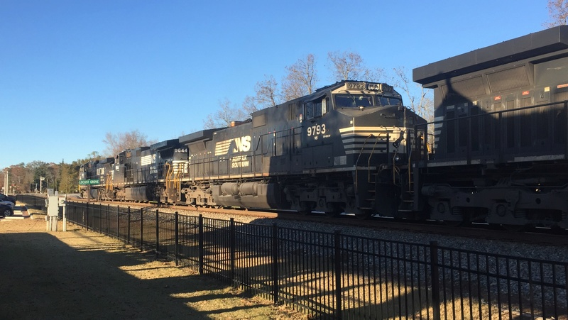 Railfanning meets 721ef110
